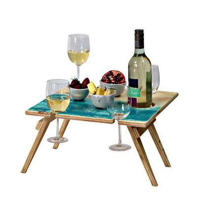 Складные винные столики и столики для пикника. - main