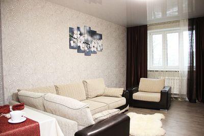 Cдается на сутки,  часы просторная,  светлая квартира в Минске - main