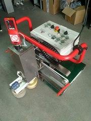 Робот для укладки полусухой стяжки пола CLAPA FLOOR MASTER.