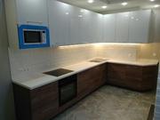 Кухни по индивидуальным размерам - foto 7