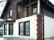 Каркасный Дом под ключ 11х11 м по проекту Лаваль