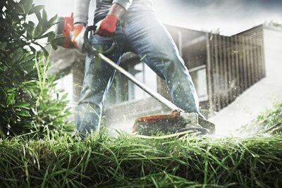 Покос травы. Избавим от сорняков. - main