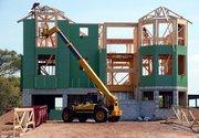 Построим вам дом любой сложности из всех видов материалов