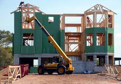 Построим вам дом любой сложности из всех видов материалов - main