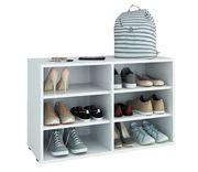 Полка для обуви (одинарная,  двойная,  тройная) - foto 0