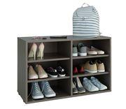 Полка для обуви (одинарная,  двойная,  тройная) - foto 2