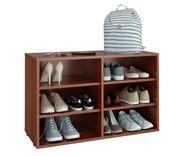 Полка для обуви (одинарная,  двойная,  тройная) - foto 6