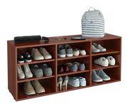 Полка для обуви (одинарная,  двойная,  тройная) - foto 7