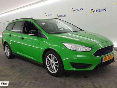 Ford,  Focus,  2016. Авто в хорошем состоянии - main