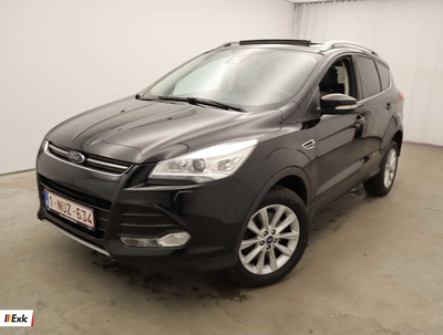 Ford, Kuga 2.0 TDCI 4*2 110kW Business Ed.+5d,  2016 - main