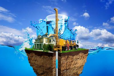 Бурение скважин на воду в Минске - main