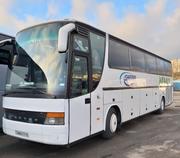 Аренда туристических автобусов с водителем