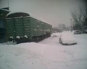 Офис-склад,  багажно-почтовый ж/д вагон на ходу-по цене металлолома. - foto 0