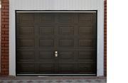 Ворота гаражные секционные - foto 0