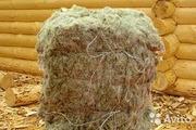 Пакля льняная в тюках по 60кг для бань и срубов в Минске