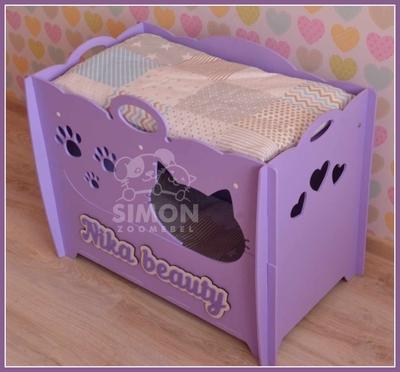 Родильный домик для кошки. - main