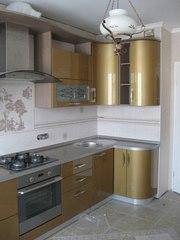 Кухни на заказ по индивидуальным размерам и выгодным ценам  - foto 7