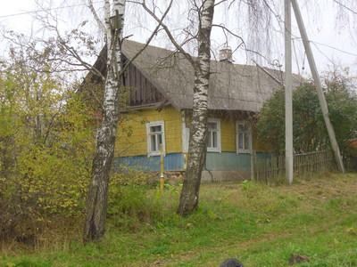 Продам Дом в д. Гаище,  10 км от МКАД,  в 20 м. река Птичь - main