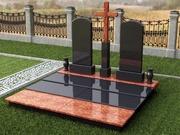 Благоустойство мест захоронений и установка памятников под ключ - foto 2
