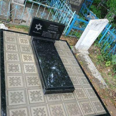 Благоустойство мест захоронений и установка памятников под ключ - main